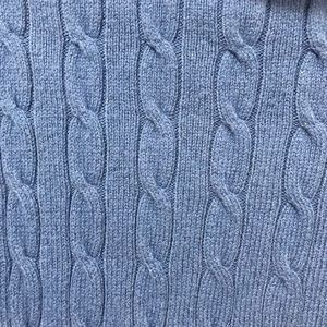 Lands' End Sweaters - Lovely periwinkle sweater.